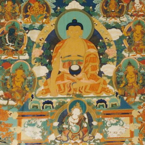 ギュトゥー寺の声明(サンプル)