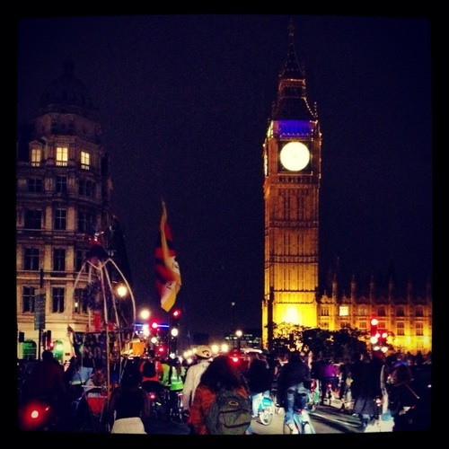The sound of #globalnoise at St Paul's Cathedral