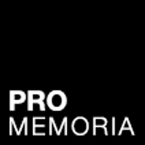ProMemoria's avatar