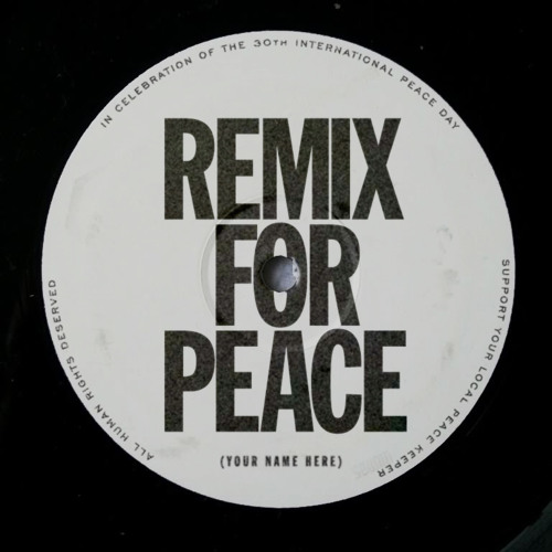 The Lunch Funks - Remix For Peace (Statement Mix)