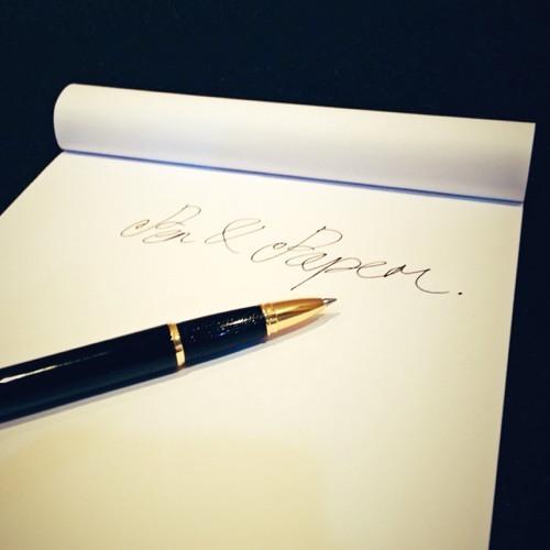 Pen & Paper's avatar