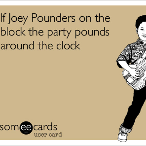 Joey Pounder's avatar