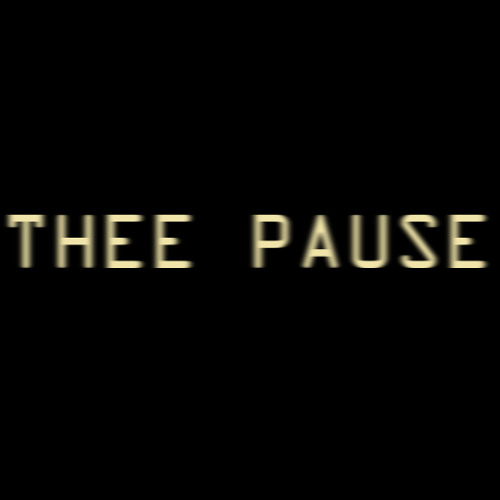 THEE PAUSE's avatar