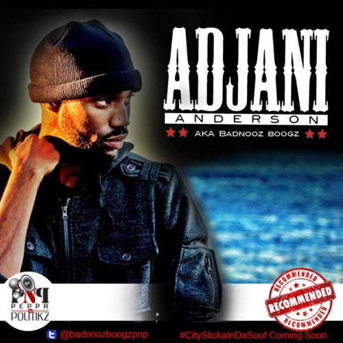 Adjani Anderson's avatar