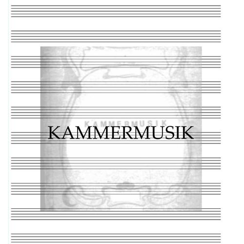 James Woodrow Kammermusik's avatar