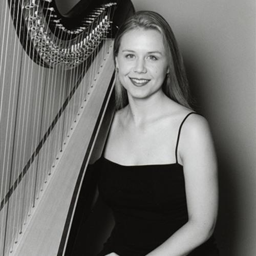 Harpist Kristen Theriault's avatar