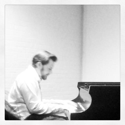 Fresh Track: Piano Improvisation January 17 2014 by Joel Garten