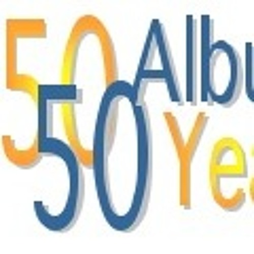 50 Albums For 50 Years