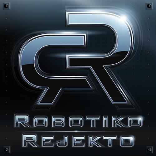 Robotiko Rejekto Portada