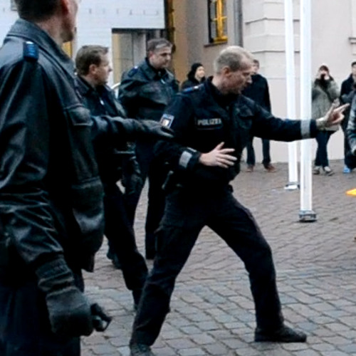 Polizeiübergriff Bad Segeberg Interview