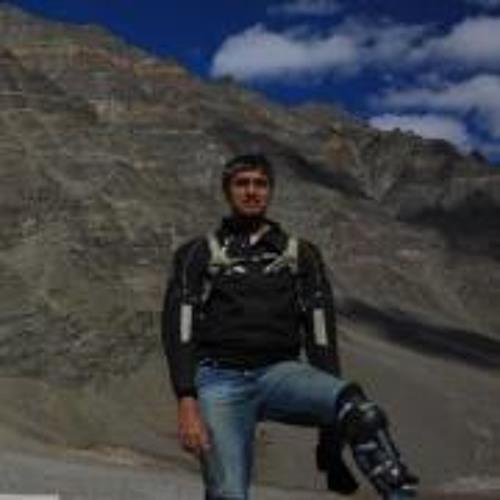 Sriram Parameshwaran's avatar