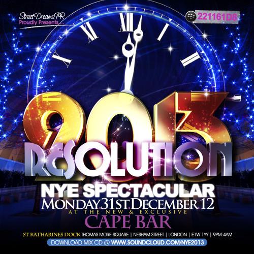 RESOLUTION 2013 NYE's avatar