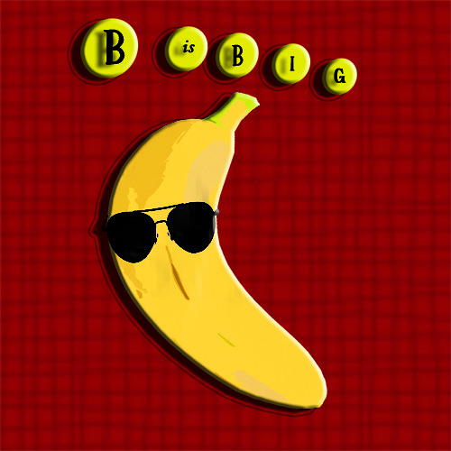 B is Big band's avatar