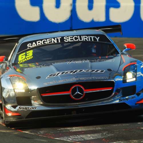 Erebus Motorsport Bathurst 12 Hr Sky Sports Radio interview