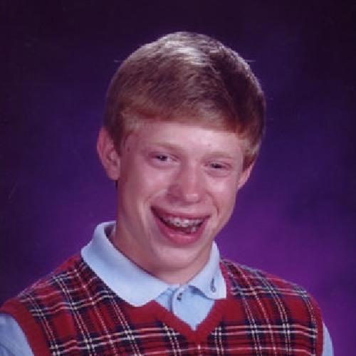 Bad Luck Brian's avatar