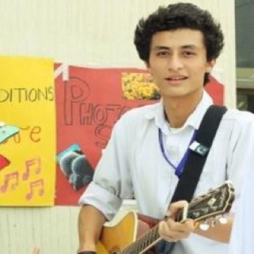 Mashhad Sharyar's avatar
