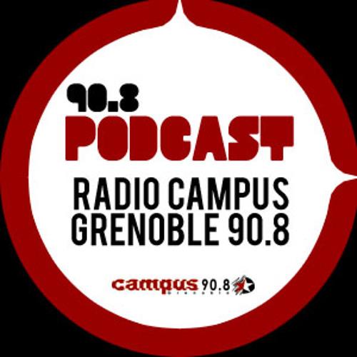 Radio Campus Grenoble90.8's avatar