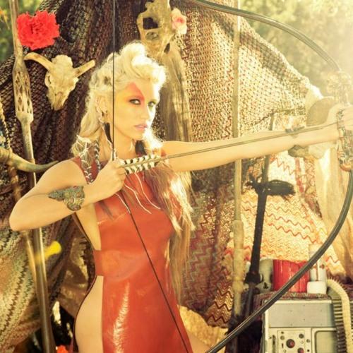Kesha Warrior (Die Young)'s avatar