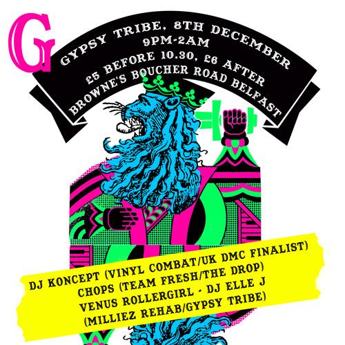 GypsyTribe's avatar