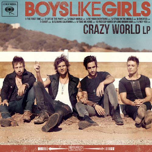 Boys Like Girls's avatar