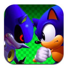 Sonic CD - 20TH Gold CD3