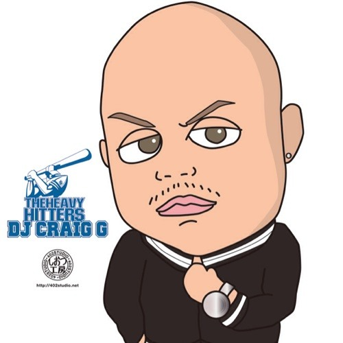 CRAIG DJ CRAIG G MOORE's avatar
