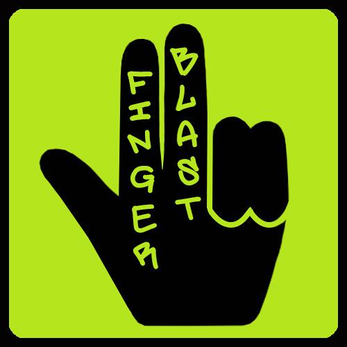 Urban Dictionary: finger blast