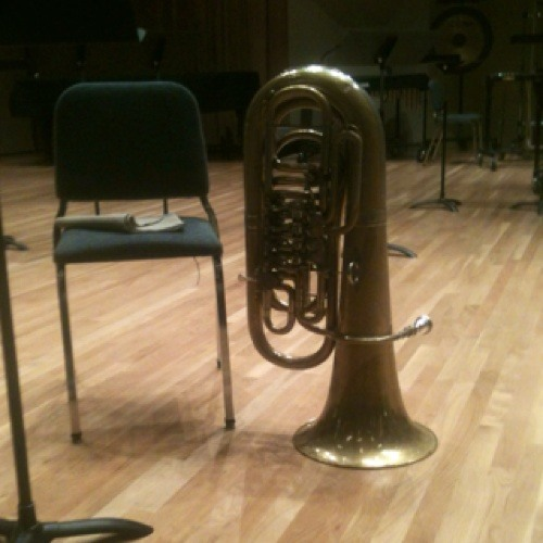 Intro - Journey by John Stevens. Concerto For Contrabass Tuba