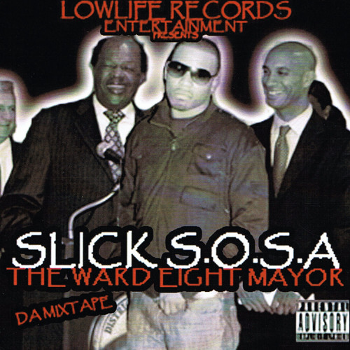 "SLICK SOSA ""WARD8 MAYOR""'s avatar"