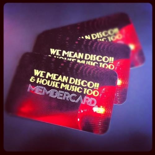 WE MEAN DISCO!! DJ-Mixes2's avatar