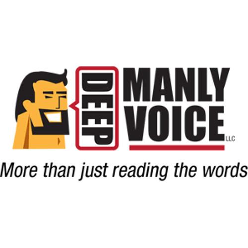 Deep Manly Voice LLC's avatar