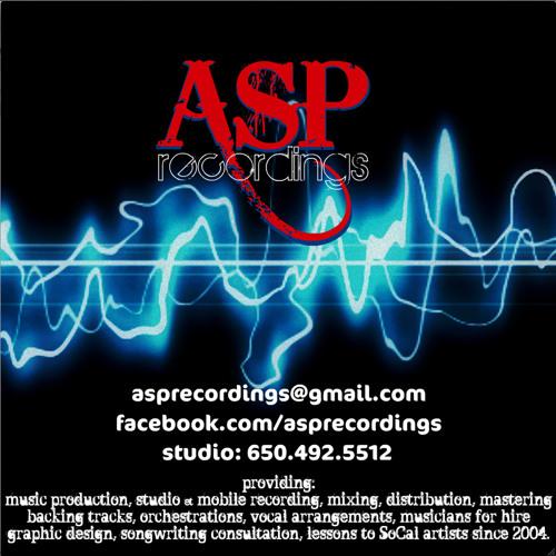ASP Recordings's avatar