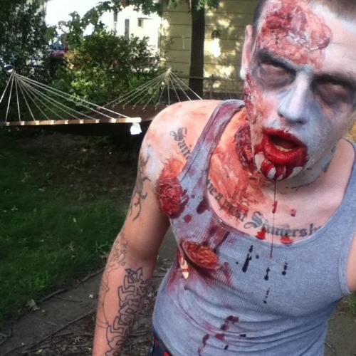 The zombie's avatar