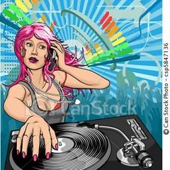 Amanda Di Castro DJ.