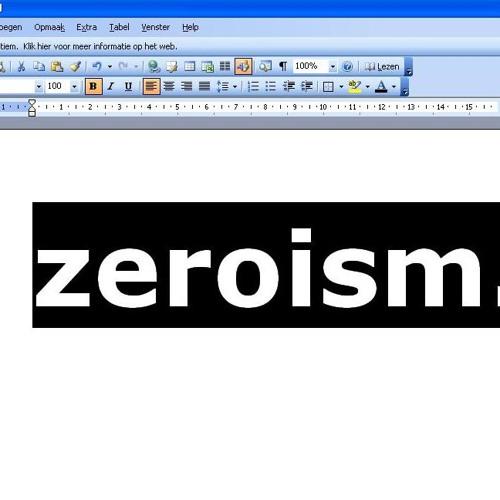 zeroism.'s avatar