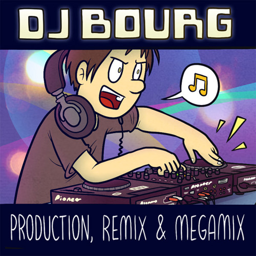 DJ Bourg's avatar