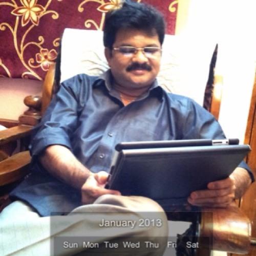 Manda Krishna Mohan's avatar