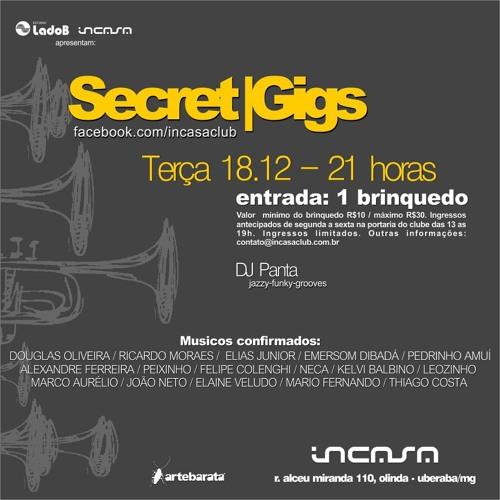 SECRET GIGS 2012's avatar