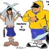 Machete & Ninja music