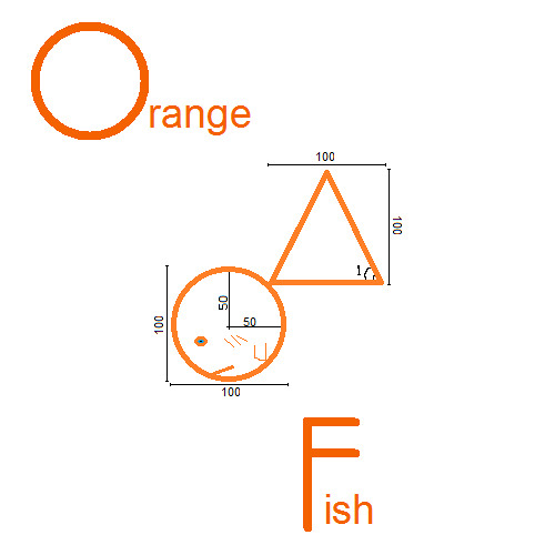 Like a G6 Horrible -not even sub par- Orange Fish Remix