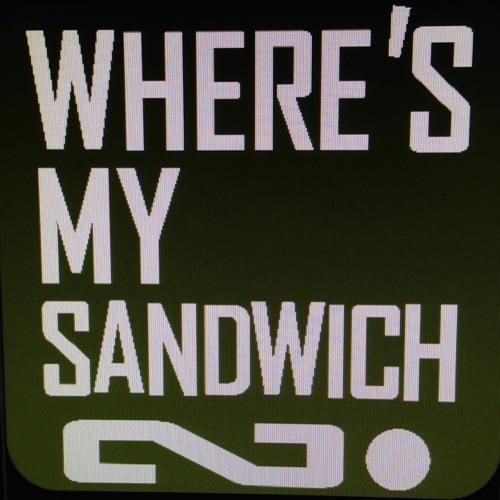 where's my sandwich?'s avatar