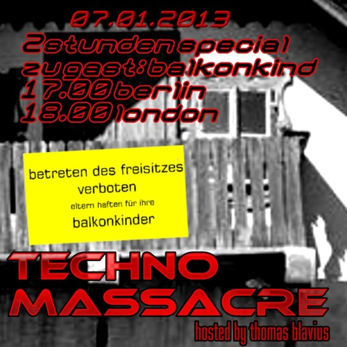 T3CHNO MASSACRE PODCAST12's avatar