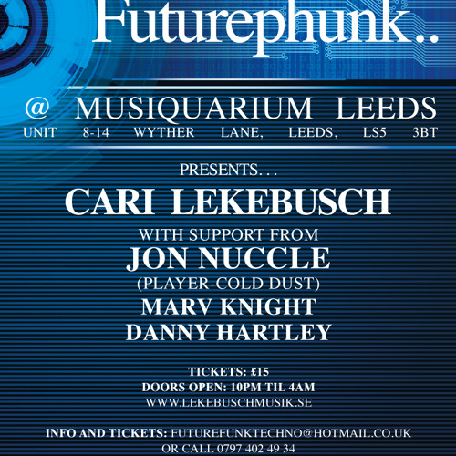 Futurephunk-Techno-Leeds's avatar