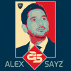 Alex Sayz - Sayzsation 24 2012-07-02 Artwork