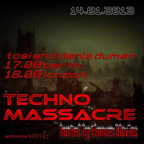 T3CHNO MASSACRE PODCAST13's avatar