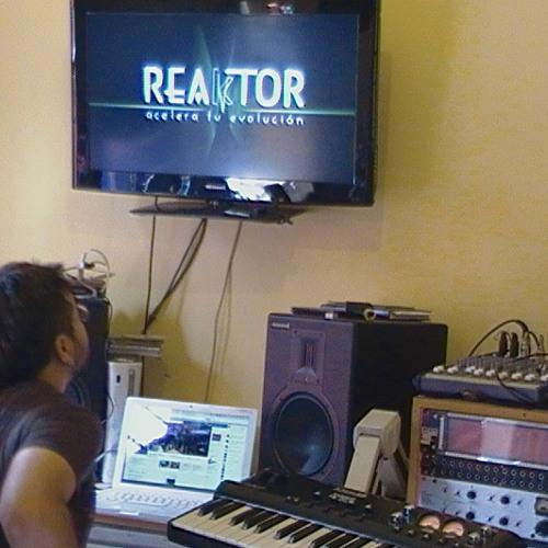 Reaktor Grabando Discos's avatar