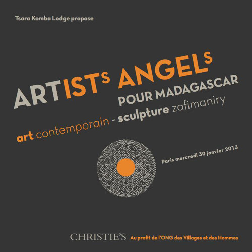 Artists Angels pour Madagascar - Podcast Europe 1