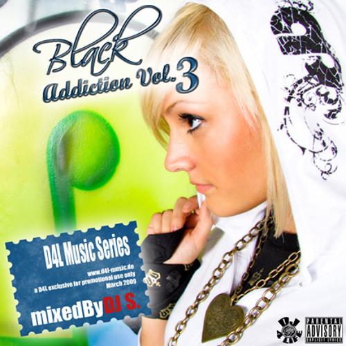 D4L-Music Black Addiction Volume 3 Mixtape