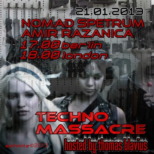 T3CHNO MASSACRE PODCAST14's avatar