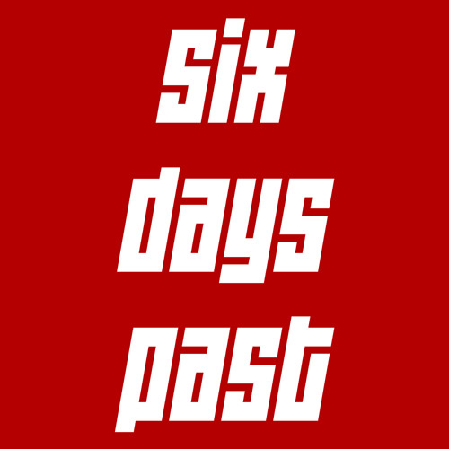 Six Days Past's avatar